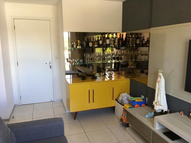 Apartamento no mandarim clube passare para venda possui 62 m2 e 3 quartos - Fortaleza - CE - Foto 6