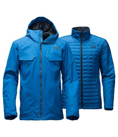 28cdc49c9 Jaqueta 3 em 1 The North Face - Initiator Thermoball Triclimate