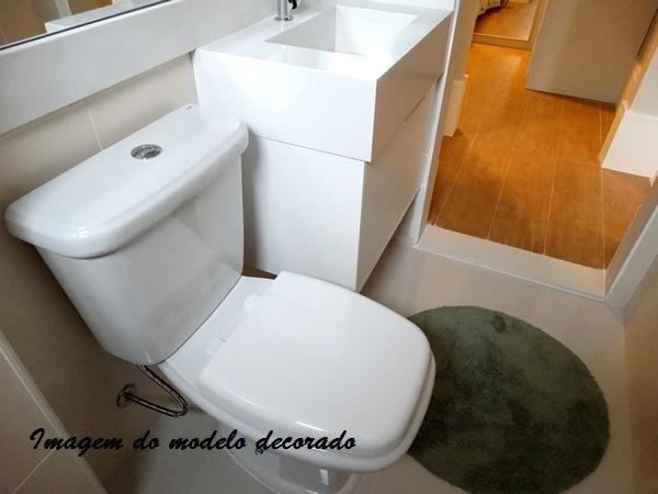Apartamento à venda, 2 quartos, 1 vaga, demarchi - são bernardo do campo/sp - Foto 16