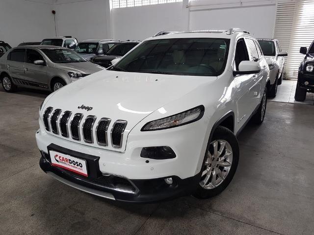 Jeep Cherokee Limited Apenas 30.000km