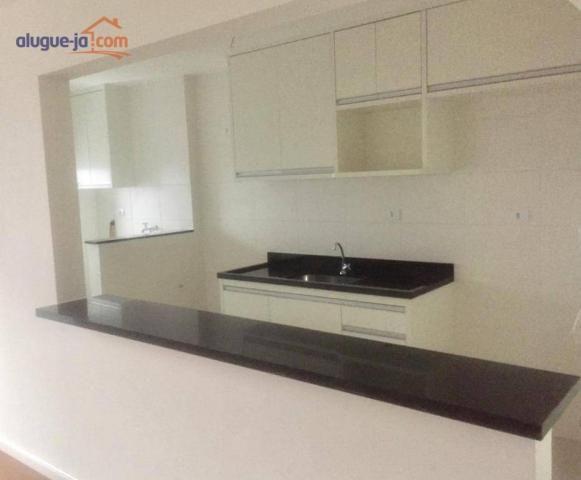 Apartamento com 2 dormitórios à venda, 65 m² por r$ 330.000 - parque industrial - são josé - Foto 6