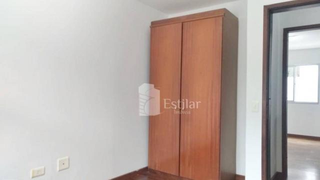 Apartamento 03 quartos (01 suíte) e 02 vagas no seminário, curitiba - Foto 19