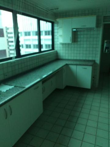 Apartamento com 4 suitese 3 vagas na avenida boa viagem!! - Foto 3