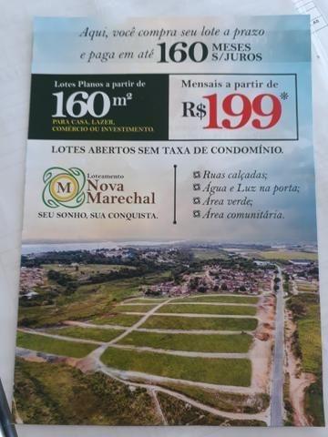 Loteamento Nova Marechal - A partir R$ 199,00 - 1 fase 90% vendida - Foto 2