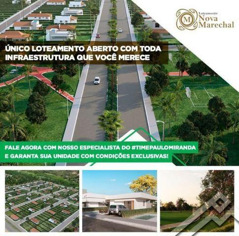 Loteamento Nova Marechal - Últimas unidades - Infor. * - Foto 5