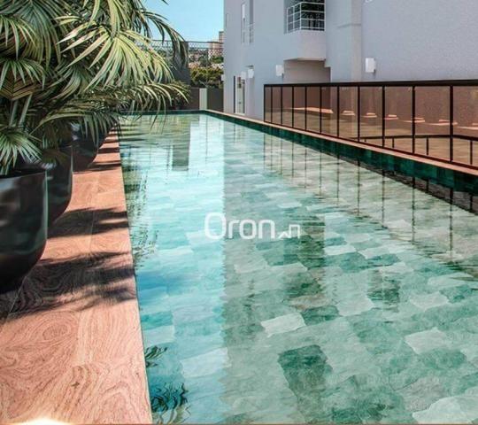 Apartamento com 4 dormitórios à venda, 440 m² por r$ 2.971.000,00 - setor marista - goiâni - Foto 18