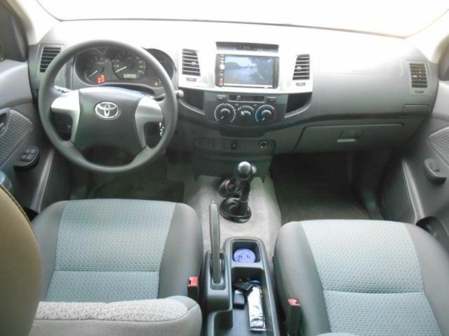 Hilux 3.0 4x4 Manual Cab. Dupla - Foto 3