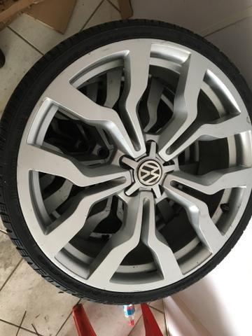 Rodas 20 com pneu