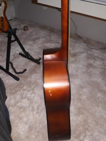 Vendo Violão Lauren Folk R$ 260 - Foto 2