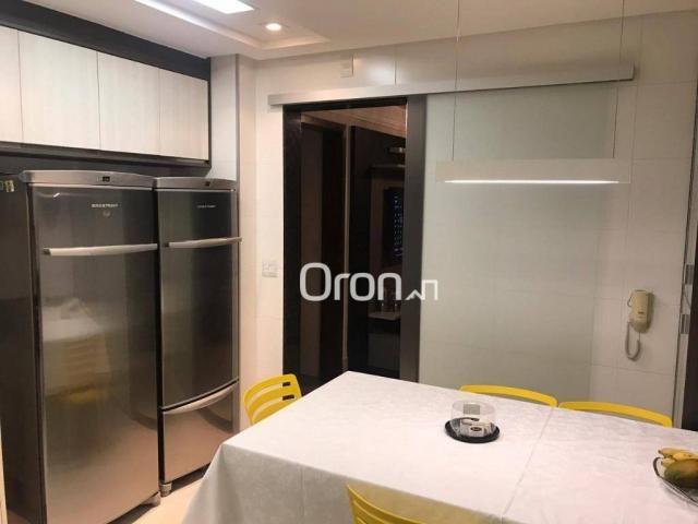 Apartamento à venda, 174 m² por r$ 1.250.000,00 - setor bueno - goiânia/go - Foto 16