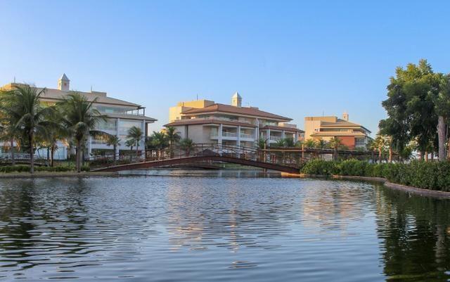 Golf Ville Apartamento alto padrão 3 suítes com varanda gourmet - Foto 4