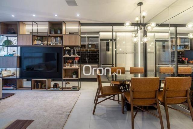Loft com 1 dormitório à venda, 63 m² por r$ 352.340,00 - setor bueno - goiânia/go - Foto 8