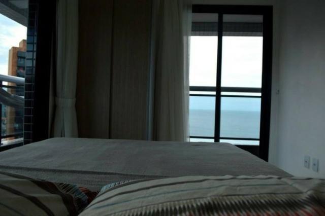 Flat Landscape Club, 2 quartos com vista mar - Foto 5