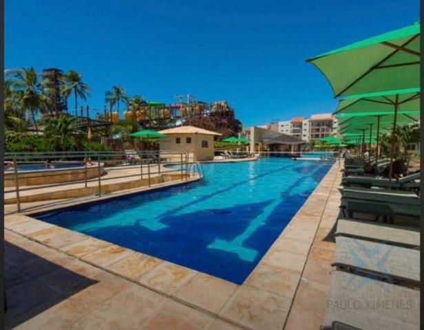 Apartamento wellness beach park resort , com 4 dormitórios à venda, 135 m² por R$ 950.000  - Foto 12