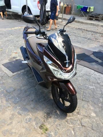 Honda Pcx Dlx 2018 Vendo ou Troco