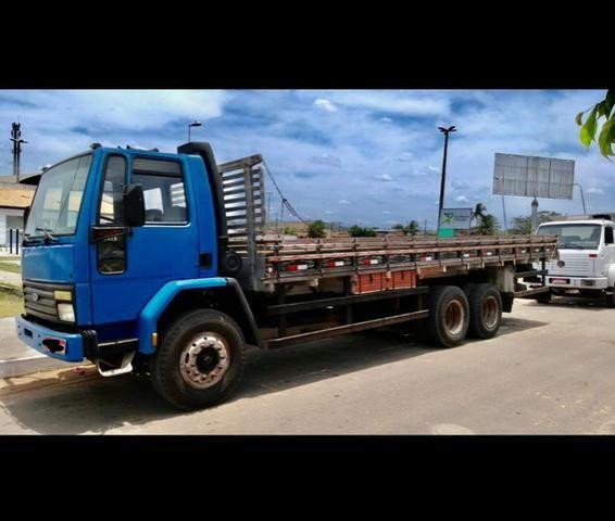 Caminhão Ford cargo - Foto 4