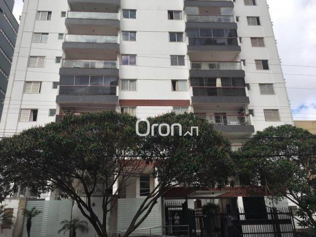 Apartamento à venda, 117 m² por r$ 447.000,00 - setor bueno - goiânia/go - Foto 2