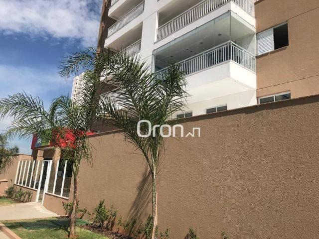 Apartamento com 3 dormitórios à venda, 94 m² por r$ 380.000,00 - parque amazônia - goiânia - Foto 5