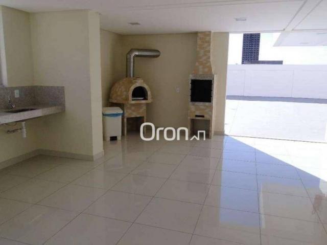 Apartamento com 2 dormitórios à venda, 55 m² por R$ 243.000,00 - Vila Rosa - Goiânia/GO - Foto 17