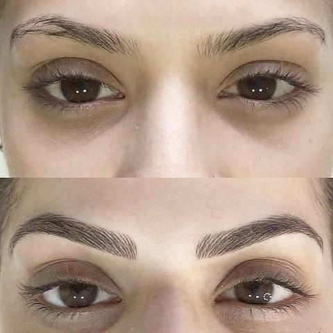 Micropigmentação sobrancelha e lábios - Foto 2