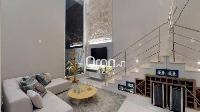 Casa com 4 dormitórios à venda, 201 m² por R$ 687.000,00 - Sítios Santa Luzia - Aparecida