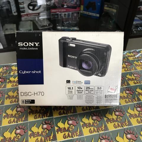 Camera Fotográfica Cyber Shot Sony