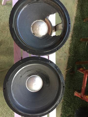 Vendo falantes 2 falantes por R$500,00 - Foto 2