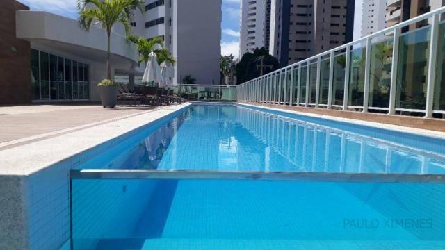 Contemporâneo, 3 dormitórios à venda, 144 m² por r$ 1.310.000 - aldeota - fortaleza/ce - Foto 14