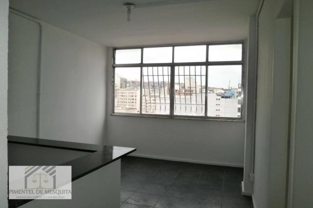 Apartamento com 1 dormitório para alugar, 50 m² por r$ 900/mês - centro - niterói/rj - Foto 2