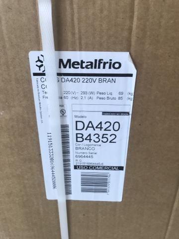 Vendo uma frezzer metalfrio - Foto 2