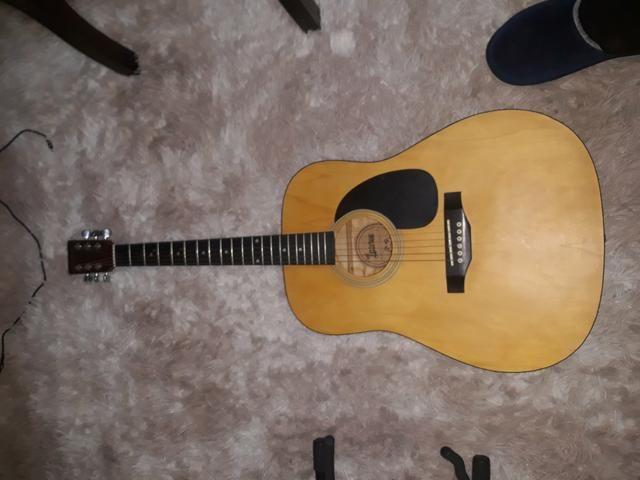 Vendo Violão Lauren Folk R$ 260