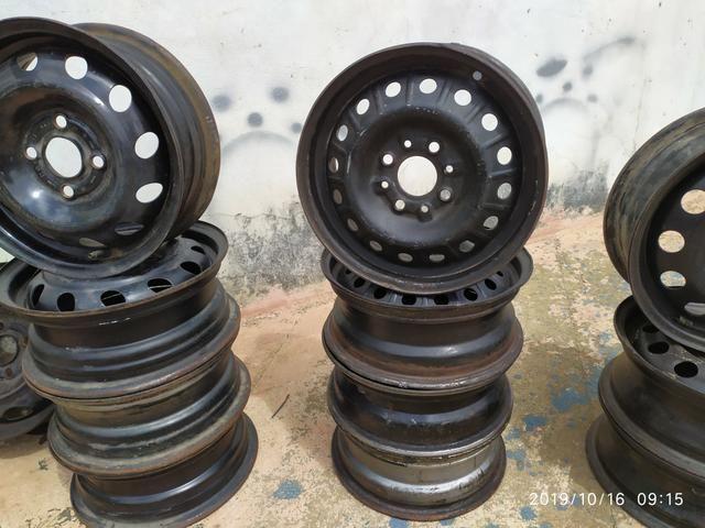 Rodas de ferro - Foto 4