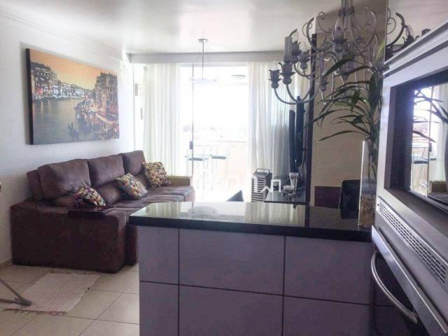 Apartamento com 3 dormitórios à venda, 85 m² por R$ 340.000,00 - Jardim América - Goiânia/
