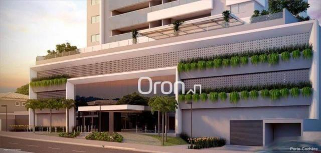 Apartamento com 3 dormitórios à venda, 154 m² por r$ 770.000,00 - setor bueno - goiânia/go - Foto 2