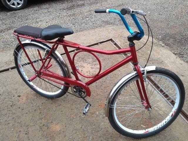 Bicicleta Monark inteira - Foto 3