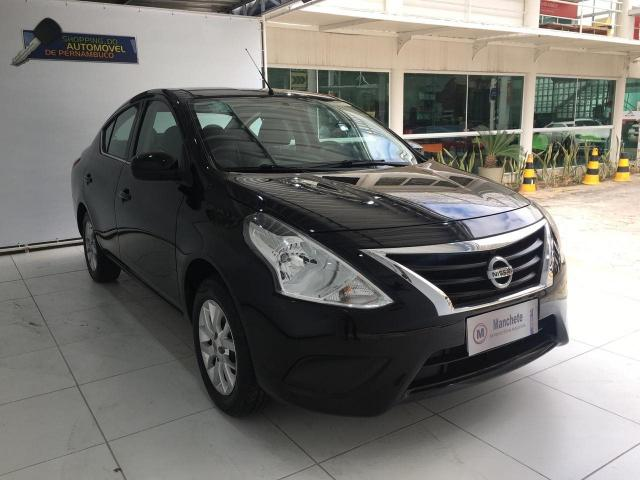 NISSAN VERSA 2016/2017 1.6 16V FLEX SV 4P MANUAL