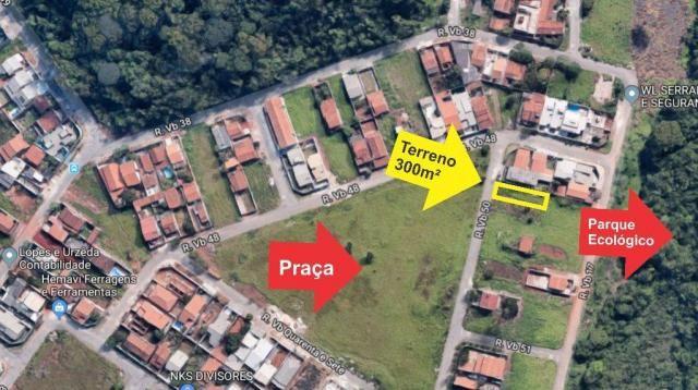 Terreno à venda, 300 m² por R$ 128.000,00 - Residencial Vereda dos Buritis - Goiânia/GO
