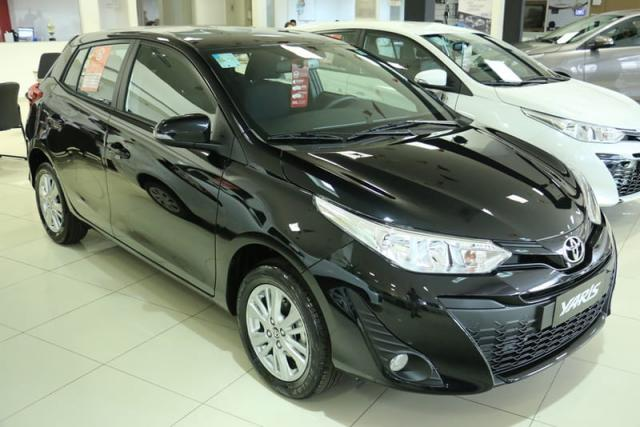 TOYOTA YARIS HATCH XL PLUS AT 19/20