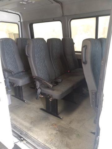 Fiat ducato minibus 16 lugares - Foto 5