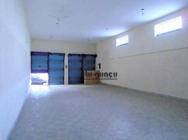 Salão para alugar, 123 m² por r$ 3.500/mês - vila padre bento - itu/sp - Foto 5