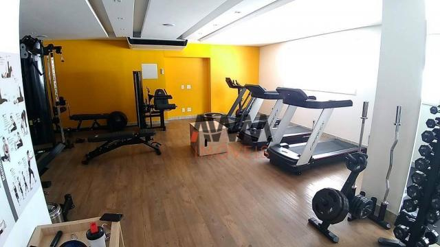 Apartamento com 1 dormitório para alugar, 42 m² por R$ 2.000,00/mês - Setor Oeste - Goiâni - Foto 4