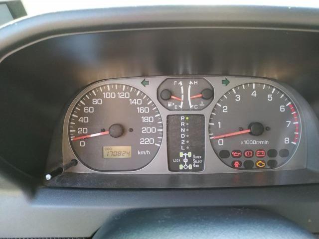 Pajero Tr4 2008/2009 completíssima automática flex - Foto 3