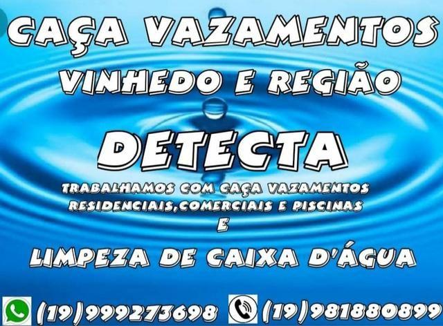 Caça Vazamentos Detecta Valinhos e Regiao - Foto 3