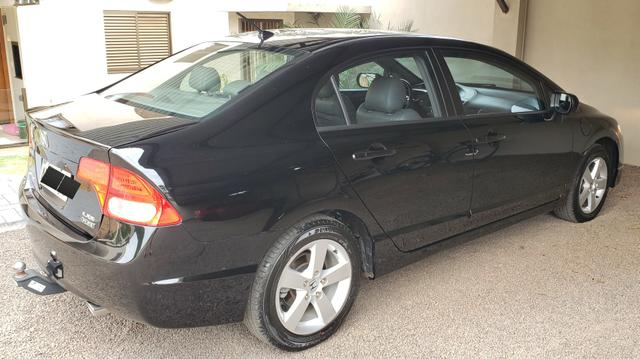 Honda Civic Lxs 2010; 1.8 flex; impecável - Foto 5