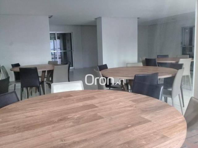 Apartamento com 3 dormitórios à venda, 117 m² por R$ 620.000,00 - Setor Bueno - Goiânia/GO - Foto 18