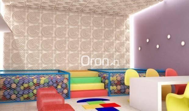 Apartamento com 3 dormitórios à venda, 154 m² por R$ 981.000,00 - Alto da Glória - Goiânia - Foto 13