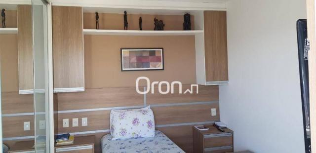 Apartamento com 2 dormitórios à venda, 69 m² por r$ 299.000,00 - setor pedro ludovico - go - Foto 16
