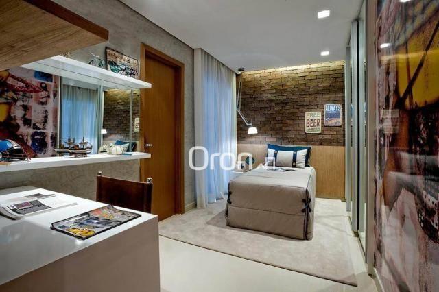 Apartamento com 3 dormitórios à venda, 154 m² por r$ 770.000,00 - setor bueno - goiânia/go - Foto 7