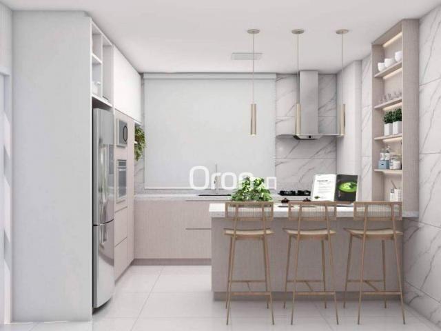 Cobertura com 4 dormitórios à venda, 318 m² por R$ 1.271.000,00 - Setor Bueno - Goiânia/GO - Foto 9