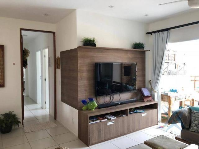 Apartamento wellness beach park resort , com 4 dormitórios à venda, 135 m² por R$ 950.000  - Foto 13